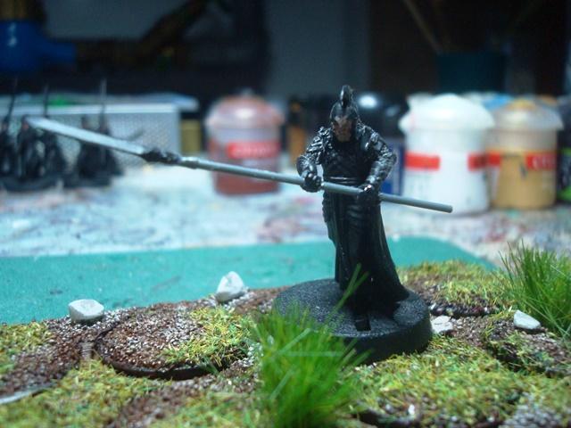 Aragorn et les 5 Armées - Armée de Mirkwood Update Dvyhuyfi