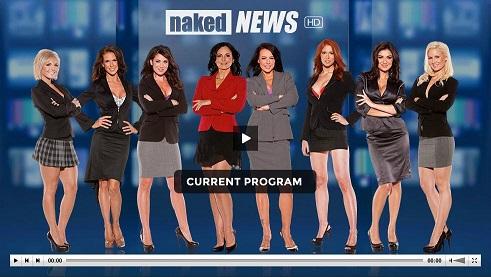 Naked News September 1 2015 (1080p) Cover