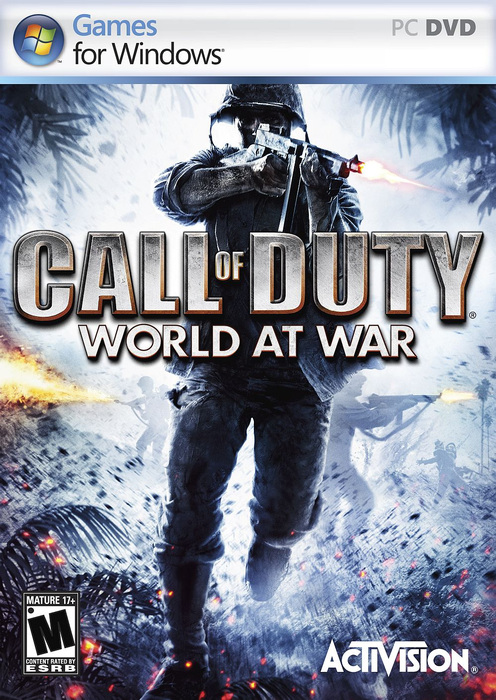 Re: Call of Duty: World at War (EN, CZ)