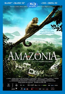 Amazzonia (2013) .mkv BluRay x264 1080p  DTS AC3 - ITA ENG Subs