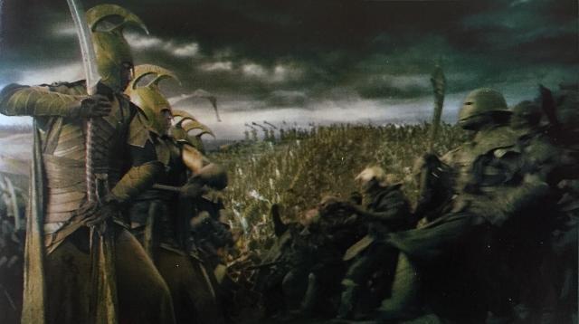Aragorn et les 5 Armées - Armée de Mirkwood Update Lb2xaby7