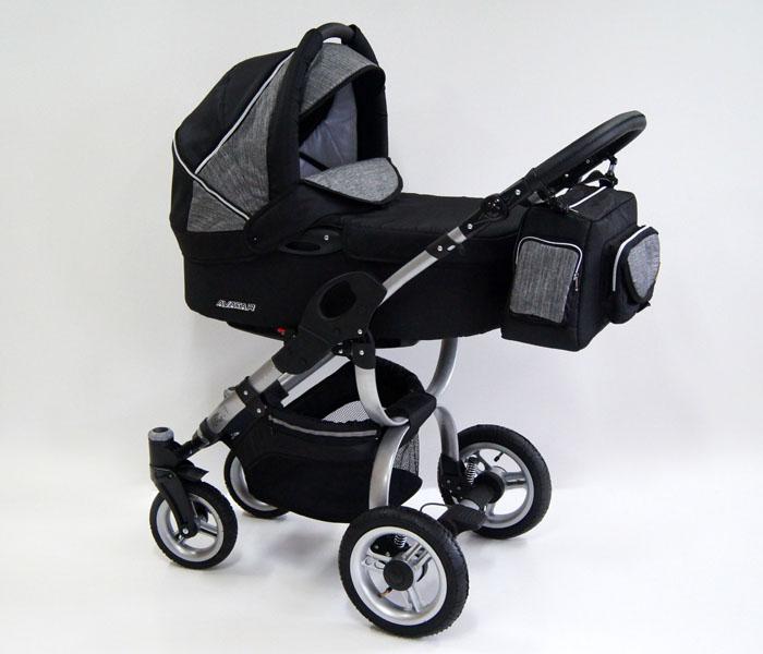 kinderwagen baby fashion isabell ebay. Black Bedroom Furniture Sets. Home Design Ideas