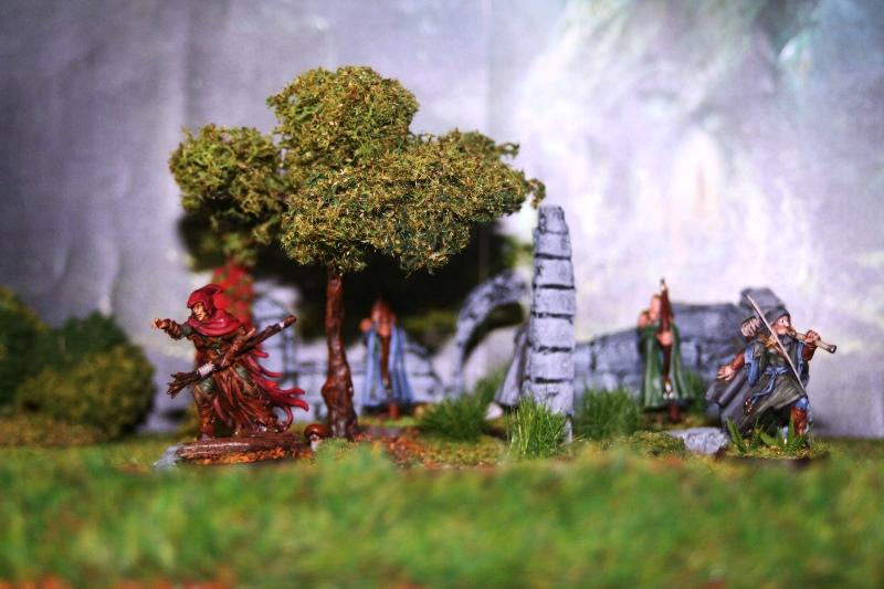Aragorn et les 5 Armées - Armée de Mirkwood Update M6iv9cr3