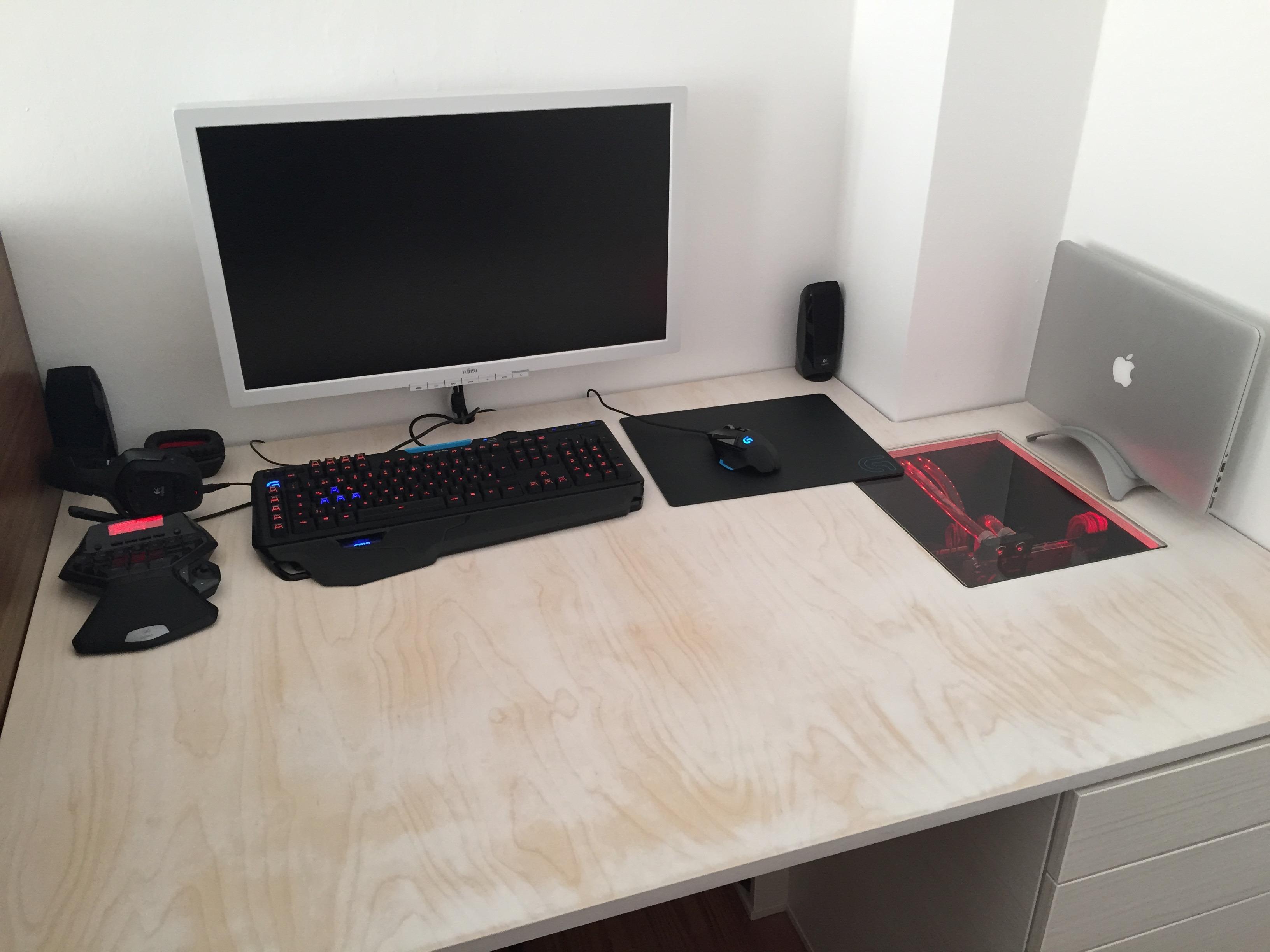 Schreibtisch Wenig Platz 2021